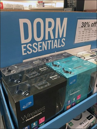 Dorm Essentials at JC Penny 3